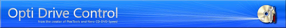 Nero CD-DVD Speed website